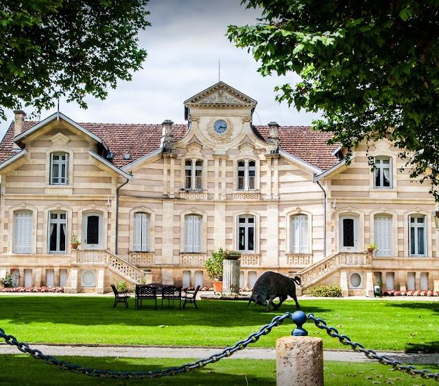 Château Maucaillou – Le 17 Septembre 2020