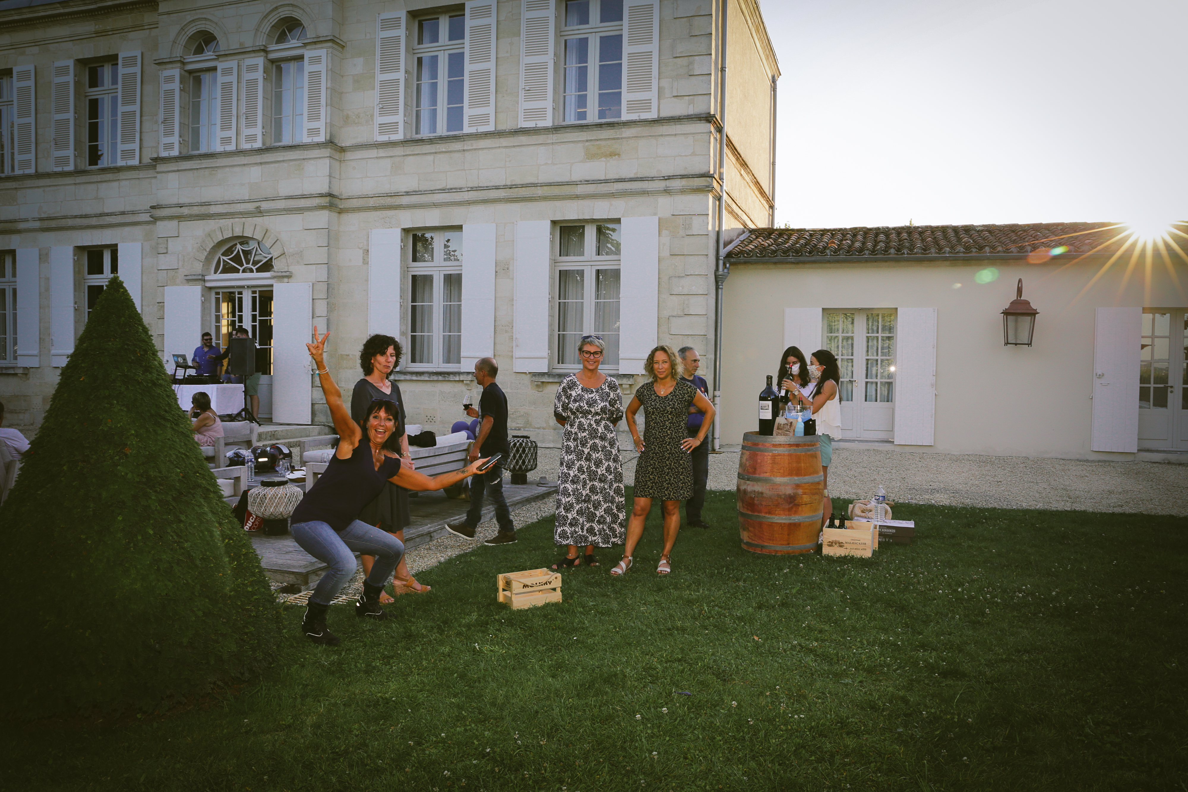 AFTER WORK EN MÉDOC_2020-chateau-Malescasse_Photographe d\'evenements corporate_christophe_boury_www.photographe-33.fr_IMG_0469